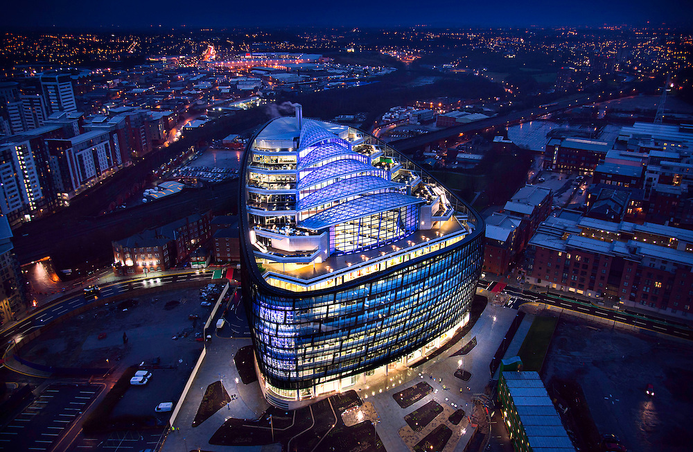 Coop HQ Manchester