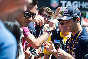 May 23, 2014: Monaco Grand Prix: Daniel Ricciardo (AUS), Red Bull-Renault