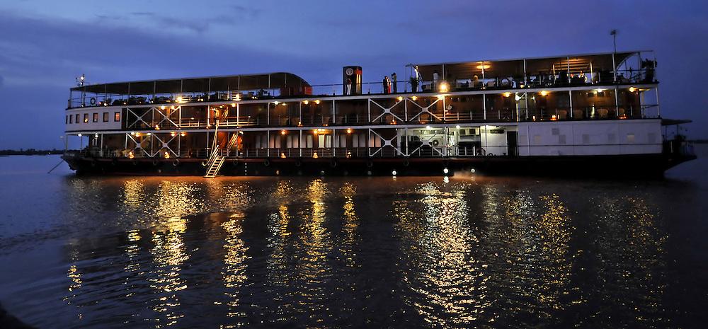 Pandaw Riverboat..