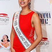 NLD/Utrecht/20180923 - Premiere Mamma Mia, Miss Nederland 2018, Rahima Dirkse