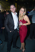 NO FEE PICTURES<br /> 31/12/15 Andy Byrne, Swords and Leanne Power, Palmerstown enjoying the NYF 3Arena Celebrations, part of the New Years Festival in Dublin. nyf.com running from 30th Dec to 1st Jan in Dublin. Picture: Arthur Carron