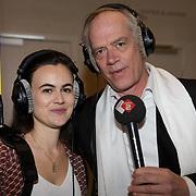 NLD/Hilversum/20190131 - Uitreiking Gouden RadioRing Gala 2019, Stefan Stasse en ......