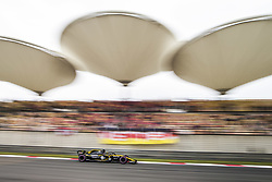 April 14, 2018 - Shanghai, China - Shanghai: Motorsports: Formula 1 2018 Heineken Chinese Grand Prix.Chinese Formula One Grand Prix Shanghai Circuit April 08, 2018 in Shanghai, China.#27 Nico Hülkenberg (Renault Sport F1 Team) (Credit Image: © Hoch Zwei via ZUMA Wire)