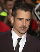 October 13, 2015 - Colin Farrell  attending 'The Lobster' screening at BFI London Film Festival at Vue Cinema, Leicester Square in London, UK.<br /> ©Exclusivepix Media