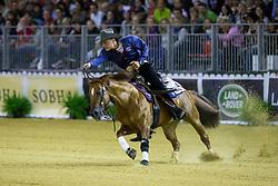 Josh Collins, (GBR), Spook A Little - Individual Final Comptetition - Alltech FEI World Equestrian Games™ 2014 - Normandy, France.<br /> © Hippo Foto Team - Leanjo De Koster<br /> 30-08-14
