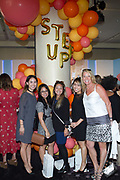 Step Up guests with balloons
