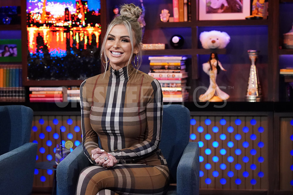 WATCH WHAT HAPPENS LIVE WITH ANDY COHEN -- Episode 18160 -- Pictured: Lala Kent -- (Photo by: Charles Sykes/Bravo)