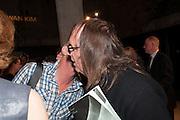 STEPHEN DALDRY; DAVID GOTHART, The Tanks at Tate Modern, opening. Tate Modern, Bankside, London, 16 July 2012