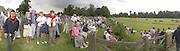 left: Tom Hunt ( James Hunt's son) Veuve Clicquot Gold Cup, Polo, Semi -final day. Cowdray. 18 July 2002. © Copyright Photograph by Dafydd Jones 66 Stockwell Park Rd. London SW9 0DA Tel 020 7733 0108 www.dafjones.com