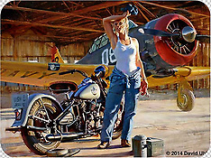 Heavy Mettle: Paintings, David Uhl
