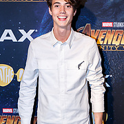 NLD/Amsterdam/20180425 - Première The Avengers: Infinity War,