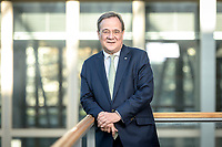 27 NOV 2020, BERLIN/GERMANY:<br /> Armin Laschet, CDU, Ministerpraesident Nordrhein-Westfalen, Landesvertretung Nordrhein-Westfalen<br /> IMAGE: 20201127-01-039