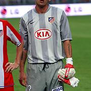 NLD/Amsterdam/20070802 - LG Amsterdams Tournament 2007, Ajax - Atletico Madrid, keeper Christian Abbiati