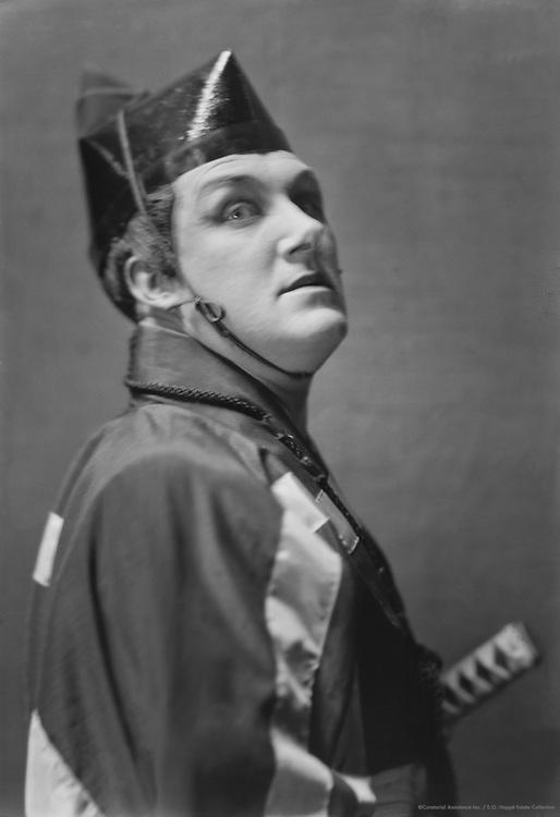 MIlton Rosmer, actor, 1922