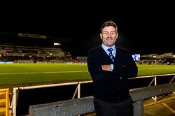 Bristol Rovers Head of Recruitment Tommy Widdrington prior to kick off - Mandatory by-line: Ryan Hiscott/JMP - 22/10/2019 - FOOTBALL - Memorial Stadium - Bristol, England - Bristol Rovers v Bolton Wanderers - Sky Bet League One