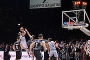 Nazzareno Italiano<br /> Segafredo Virtus Bologna - Kontatto Fortitudo Bologna<br /> Campionato Basket LNP 2016/2017<br /> Bologna 06/01/2017<br /> Foto Ciamillo-Castoria