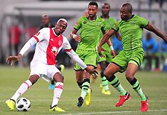 Ajax v Platinum Stars - 12 Jan 2018