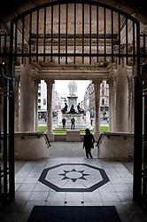 Belfast City Hall in Donegall Square, Belfast, Northern Ireland<br /> <br /> (c) Andrew Wilson | Edinburgh Elite media