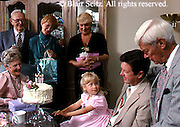 Active Aging Senior Citizens, Retired, Activities, Retirement Friends, Birthday Party for Grandchild, Retirement Community