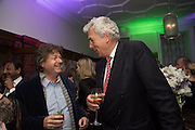 DAN MOYNIHAN; HENRY WYNDHAM, The Brown's Hotel Summer Party hosted by Sir Rocco Forte and Olga Polizzi, Brown's Hotel. Albermarle St. London. 14 May 2015