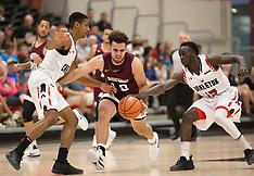 2018 COLLEGE BASKETBALL: AUG 14 Maryland Eastern Shore at Carleton