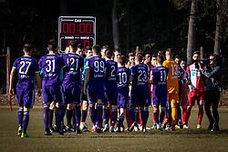 during football match between Aluminij and NK Maribor in 21st Round of Prva liga Telekom Slovenije 2018/19, on March 03, 2019 in Športni park NK Aluminij, Kidričevo, Slovenia. Photo by Blaž Weindorfer / Sportida