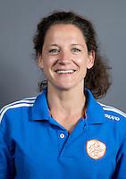 EINDHOVEN - Manager FLEUR REINIGERT-VAN DE KIEFT van Jong Oranje Dames, dat het WK in Duitsland zal spelen. COPYRIGHT KOEN SUYK