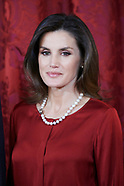 102418 Spanish Royals attend a lunch with President of the Federal Republic of Germany