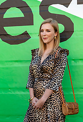 Cast and crew attend a special screening of Patrick at the Edinburgh International Film Festival.<br /> <br /> Directed by Maddie Fletcher it stars Beattie Edmondson<br /> <br /> Pictured: Beattie Edmondson (Sarah Francis)