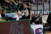 DESCRIZIONE : Siena Lega A 2008-09 Playoff Finale Gara 2 Montepaschi Siena Armani Jeans Milano<br /> GIOCATORE : Claudia Angiolini Sky Instant Replay<br /> SQUADRA : <br /> EVENTO : Campionato Lega A 2008-2009 <br /> GARA : Montepaschi Siena Armani Jeans Milano<br /> DATA : 12/06/2009<br /> CATEGORIA : curiosita<br /> SPORT : Pallacanestro <br /> AUTORE : Agenzia Ciamillo-Castoria/G.Ciamillo