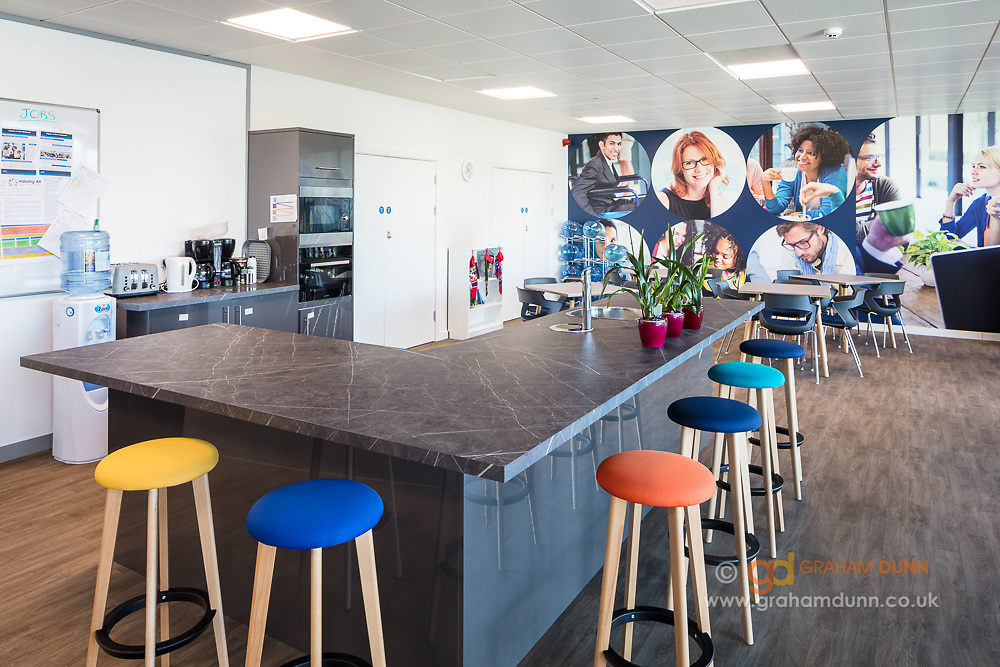 Office interior photography - Sheffield, South Yorkshire