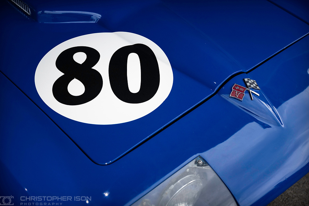 Car number 80.<br /> Picture date: Saturday April 6, 2019.<br /> Photograph by Christopher Ison ©<br /> 07544044177<br /> chris@christopherison.com<br /> www.christopherison.com