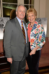 NEIL & CHRISTINE HAMILTON at a party to celebrate the publication of  'I Used to be in Pictures' an untold story of Hollywood by Austin Mutti-Mewse and Howard Mutti-Mewse held at The Lansdowne Club, London on 6th March 2014.
