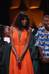 Naomi Campbell at 'Black Girls Rock' in Newark New Jersey on August 26, 2018.