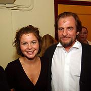 Premiere Aspeects of Love, Maaike Widdershoven en Filip Bolluyt