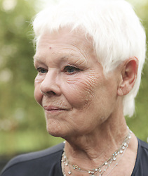 December 11, 2017 - FILE - Golden Globes 2018 Nominees - Nominated for Best Actress, Comedy - September 3, 2017 - Venice, California, Italy - Judi Dench at the Venice Film Festival. Dench play Queen Victoia  in the movie Victoria and Abdul. (Credit Image: © Armando Gallo/ZUMA Studio)