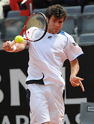 27.04.2010, Foro Italico, Rom, ITA, ATP Masters Turnier Rom im Bild  Simone Bolelli (ITA)., EXPA Pictures © 2010, PhotoCredit: EXPA/ InsideFoto/ A. Baldassarre / SPORTIDA PHOTO AGENCY