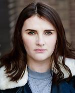 Actor Headshot Portratis Lowri Gwynne