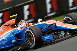 October 28, 2016 - Mexico - City, Mexico - Motorsports: FIA Formula One World Championship 2016, Grand Prix of Mexico, .Esteban Ocon  (Credit Image: © Hoch Zwei via ZUMA Wire)
