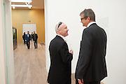 DAMIEN HIRST; JAY JOPLING, Damien Hirst, Tate Modern: dinner. 2 April 2012.