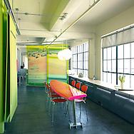 design: April Greiman & Michael Rotondi, Roto Architects