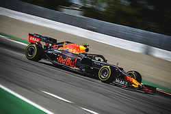 May 12, 2019 - Barcelona, Catalonia, Spain - PIERRE GASLY (FRA) from team Red Bull drives in his RB15 during the Spanish GP at Circuit de Catalunya (Credit Image: © Matthias Oesterle/ZUMA Wire)