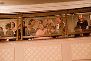 CHILDREN WATCHING FROM THE BALCONY, The Royal Caledonian Ball 2010. Grosvenor House. Park Lane. London. 30 April 2010 *** Local Caption *** -DO NOT ARCHIVE-© Copyright Photograph by Dafydd Jones. 248 Clapham Rd. London SW9 0PZ. Tel 0207 820 0771. www.dafjones.com.<br /> CHILDREN WATCHING FROM THE BALCONY, The Royal Caledonian Ball 2010. Grosvenor House. Park Lane. London. 30 April 2010