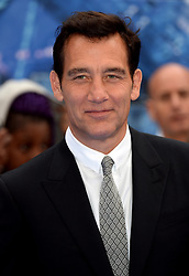 Clive Owen attending the European premiere of Valerian and the City of a Thousand Planets at Cineworld in Leicester Square, London