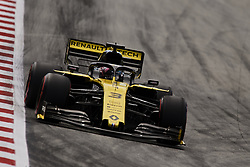 May 11, 2019 - Barcelona, Catalonia, Spain - Daniel Ricciardo of Australia driving the (3) Renault F1 Team RS19 during qualifying for the F1 Grand Prix of Spain at Circuit de Barcelona-Catalunya on May 11, 2019 in Barcelona, Spain. (Credit Image: © Jose Breton/NurPhoto via ZUMA Press)