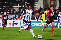 Henrique Da Silva Gomes - 21.01.2015 - Boulogne / Grenoble - Coupe de France<br />Photo : Philippe le Brech / Icon Sport