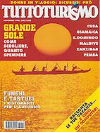 Tuttoturismo Magaizne Cover, Hawaii Rowers