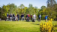 11-05-2019 Foto's NGF competitie hoofdklasse poule H1, gespeeld op Drentse Golfclub De Gelpenberg in Aalden. Princenbosch 1 - Rilan van Opstal op de achttiende
