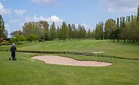 GOES - Hole 10. Golfbaan De Goese Golf,   op Zuid-Beveland, COPYRIGHT  KOEN SUYK