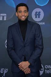 May 14, 2019 - New York, NY, USA - May 14, 2019  New York City..Michael Ealy attending Walt Disney Television Upfront presentation party arrivals at Tavern on the Green on May 14, 2019 in New York City. (Credit Image: © Kristin Callahan/Ace Pictures via ZUMA Press)